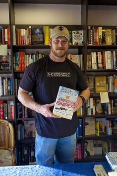 "Christopher Scott ""Chris"" Kyle (April 8, 1974 – February 2, 2013) was a United States Navy SEAL."