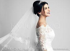 El velo es uno de los accesorios más importantes para todas las novias, ya que además de formar parte de las hermosas tradiciones de boda, este completo te dará un realce impresionante a tu look nupcial.
