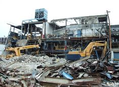 At Gerard Gordon Demolition and Asbestos Removal we pride ourselves on working in an efficient and reliable manner, with minimum mess and disruption.