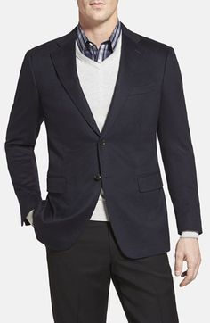 Free shipping and returns on Cardinal of Canada Classic Fit Cashmere Blazer at Nordstrom.com. A clean, classic cut defines a handsomely crafted blazer fashioned from fine cashmere from the Colombo mills in Italy.