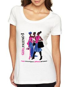 """""""People come and go, but girlfriends last forever."""" Need a gift for a friend? We've got you covered! Click link to shop!"""