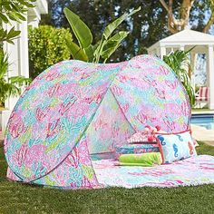 Lilly Pulitzer Sun Shade Tent #pbteen