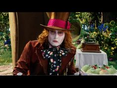 New Movies Trailer For Alice Through the Looking Glass - Movies Land