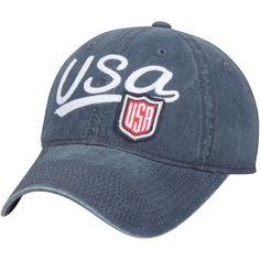 US Hockey Reebok Women's World Cup Of Hockey Adjustable Hat - Royal