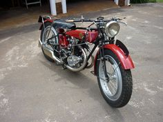Rudge Whitworth 500cc Roadster 1925