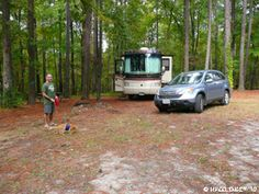 Finding Cheap & Natural Campgrounds - nice list of resources
