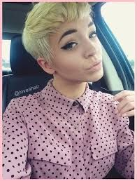 Image result for girls with undercuts