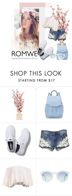 """ThE OnE"" by dugapipi ❤ liked on Polyvore featuring By Emily, rag & bone, Keds and WithChic"