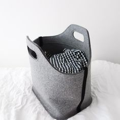 Cottage Bag by Aika Felt Works