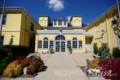 Summer Wedding Reception at Pittsburgh Center for the Arts