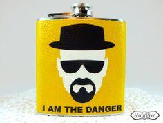 Breaking Bad Heisenberg Flask - LR241