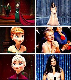 Perfect! #Oscar2014