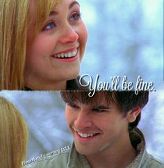 """heartlandsjourney: """" """"You'll be fine."""" Ty and Amy - Season 1 Episode 13 """""""