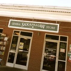 52 in 52: Saxapahaw General Store in Saxapahaw, NC - #52in52 #food #Restaurants