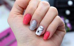 03 - nail art terço Rosary Nails, Cross Nails, Nail Tutorials, Gel Nails, Nail Designs, Hair Beauty, Make Up, Nail Art, Irene