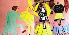 ART & ARTISTS: Rose Wylie - part 1