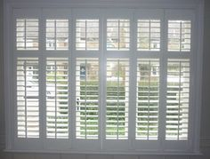 Plantation Shutters Keep Top Open And Keep Bottom Half