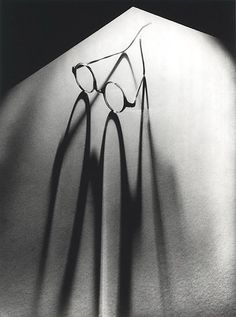 Glasses 1937 by Olive Cotton (Aus 1911- 2003)