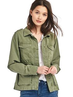 Gap utility jacket $98