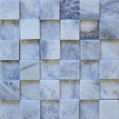 Brogliato Revestimentos - Coleções - 3D Mosaic - D010 Cinza