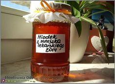 """""""Miodek"""" z mniszka lekarskiego na przeziębienie:) Ketchup, Drinks, Bottle, Cooking, Food, Maj, Interesting Recipes, Drinking, Kitchen"""