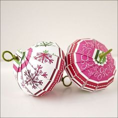 10 easy DIY ornaments you can make out of paper