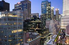 Die besten Rooftop-Bars von New York