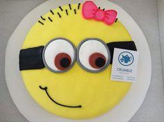 Creative Despicable Me Minion Birthday Cake Ideas - Crafty Morning