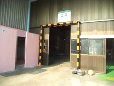 ประตูออโต้สำหรับโฟคลิฟท์ PB Autodoor