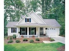 Country Style 2 story 3 bedrooms(s) House Plan with 1558 total square feet and 2 Full Bathroom(s) from Dream Home Source House Plans