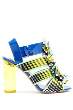 statement shoes take any outfit to the next level. like jewelry for your feet. #r29summerstyle