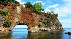 pantai pintu kota - Tempat Wisata di Ambon
