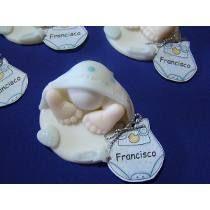 Souvenirs Porcelana Fria Nacimiento Primer Añito, Bautismo