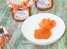 Mermelada de zanahoria y naranja - La Cocina de Frabisa La Cocina de Frabisa How To Make Cheese, Cantaloupe, Fruit, Recipes, Food, Birthday Treats, Preserve, Dessert Recipes, Food Cakes