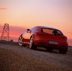 Brera Concept Car, The most Beautiful!