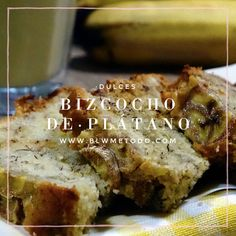 Banana Bread, Sweet Recipes, Pork, French Toast, Food And Drink, Meat, Breakfast, Healthy, Desserts