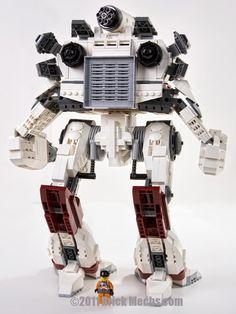 Posted Image Lego Robot, Robots, Cool Lego, Awesome Lego, Lego Challenge, Lego Mechs, The Marauders, Lego Creations, Legos