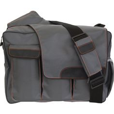 Messenger II Daddy Diaper Bag for Men