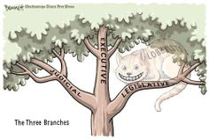 Branches of Gov't + Influence