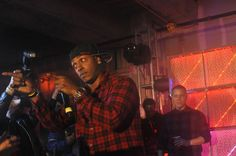 Mystikal  @ L.E.S. BEAT shot by Owen Rogers