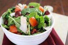 Turkey Cranberry Salad