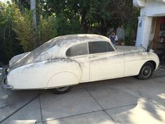 1953 Bentley R-Type Continental