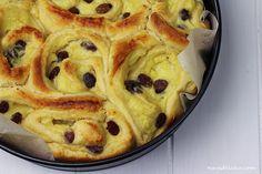 Brioche Chinois / Chinois: kynuté rolky s vanilkovým krémem Apple Pie, Yummy Food, Cooking, Blog, Recipes, Kitchen, Delicious Food, Blogging