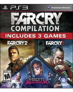Far Cry Compilation (PS3) (US)