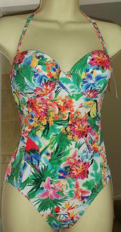 Brand new Marks /& Spencer Tankini  Swimsuit Size 18