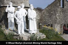 Wheal Martyn (Cornish Mining World Heritage Site)