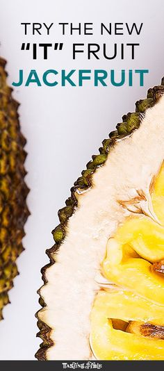 Why you should be cooking with jackfruit (and an upside-down cake to prove it)