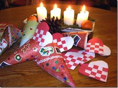 Image detail for -Danish Christmas Paper Crafts «