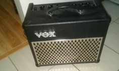 # VOX DA15 BLACK ELECTRIC GUITAR AMPLIFIER !!! please retweet