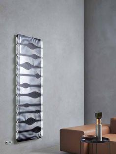 SHINE design James Di Marco soluzione di grande appeal combina riscaldamento e illuminazione a Led per ambienti moderni  #bagno #arredobagno #design #bathroom #moderno #minimal #italiano #appartamento #interiors #casa